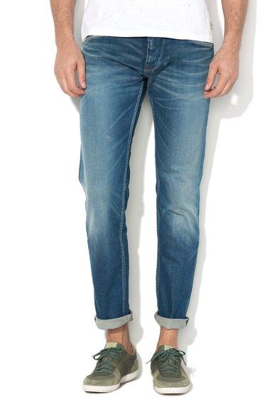 FashionDays.ro: Jeansi albastri slim fit Spike Pepe Jeans London