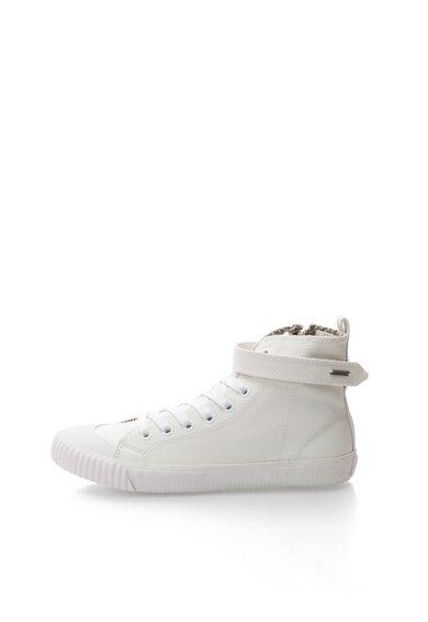 Tenisi inalti albi de la Pepe Jeans London