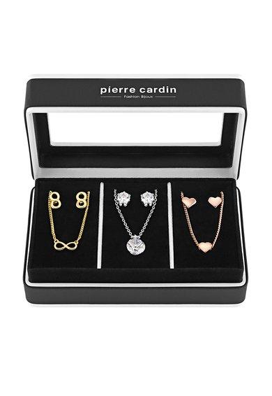 Pierre Cardin Set de coliere si cercei – 6 piese