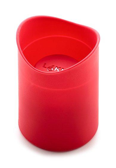 Set de forme cilindrice de silicon pentru prajituri – 8 piese de la Lekue