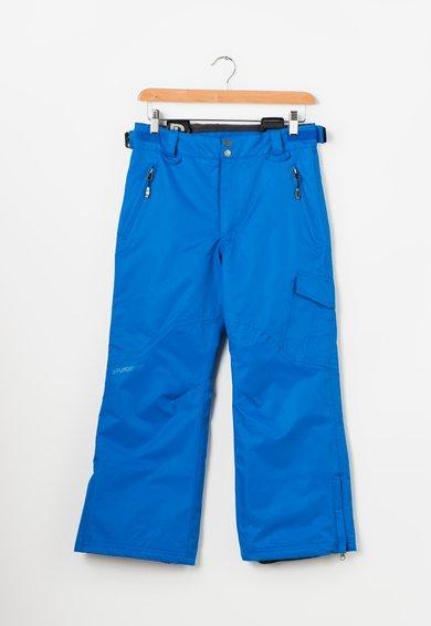 Pantaloni albastru safir pentru sporturi de iarna de la Fundango