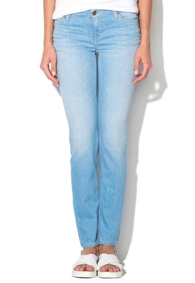 FashionDays.ro: Jeansi slim fit skinny bleu Jasmin Mustang