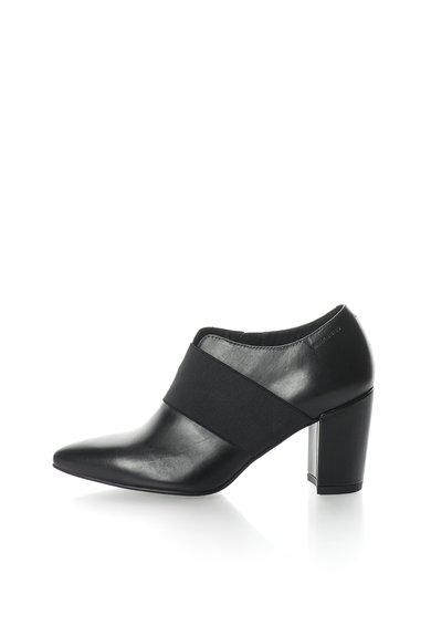 FashionDays.ro: Botine negre de piele Saida Vagabond Shoemakers
