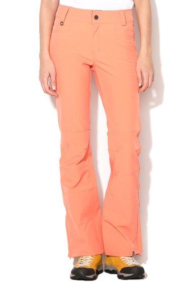 Roxy Pantaloni oranj mandarina de iarna Creek