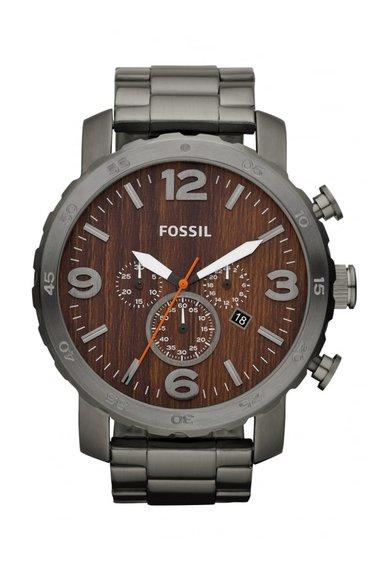 FashionDays.ro: Ceas cronograf argintiu inchis Fossil