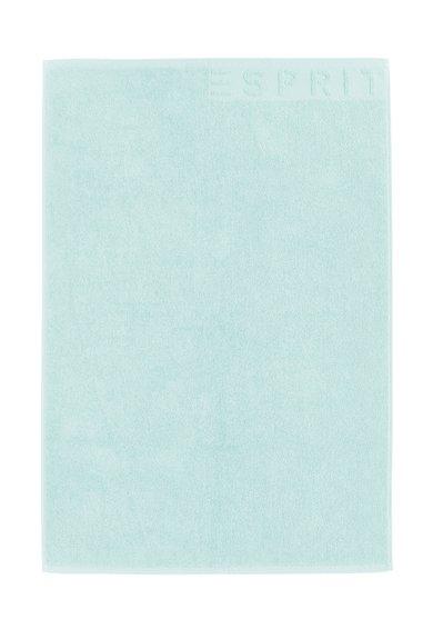 Covoras de baie albastru aqua de la Esprit Home