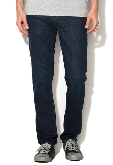 Big Star Jeansi albastru inchis Tobias 528