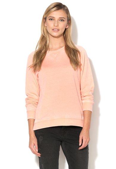 Big Star Bluza sport roz piersica Satori