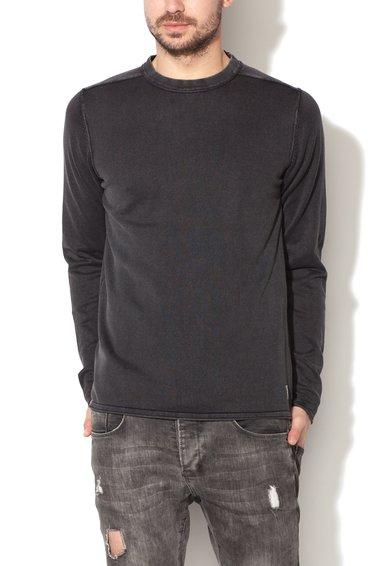 Bluza negru stins texturata Brayden JackJones