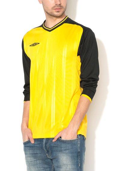 Umbro Bluza galben cu negru Veloce