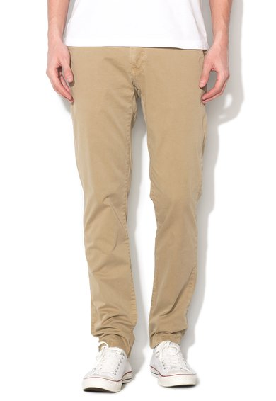 New Zealand Auckland Pantaloni conici bej Napier