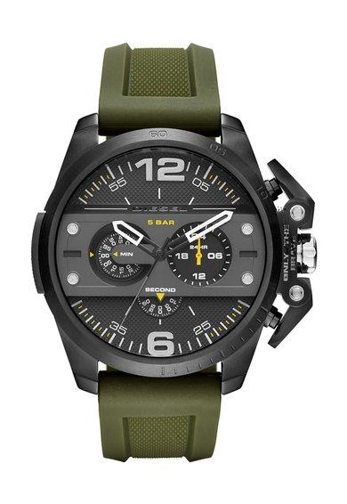 FashionDays.ro: Ceas cronograf verde militar Diesel