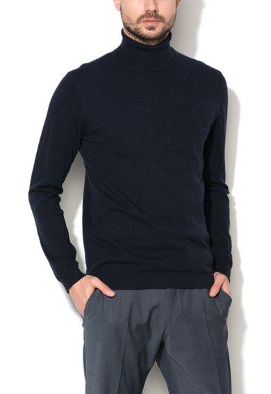 FashionDays.ro: Pulover bleumarin inchis cu guler inalt ESPRIT