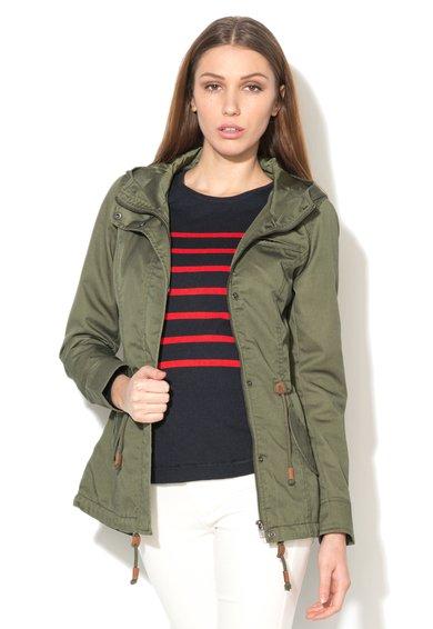 FashionDays.ro: Jacheta parka verde militar Lorca Only