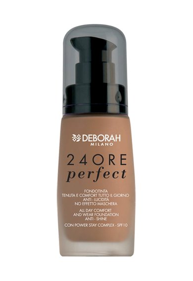 Fond de ten 24Hours Perfect 04-Apricot Anti-Shine de la Deborah