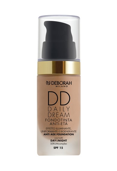 Fond de ten Daily Dream 02-Beige Anti-Age de la Deborah