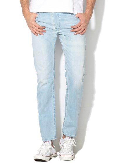 Diesel Jeansi conici slim fit bleu Belther