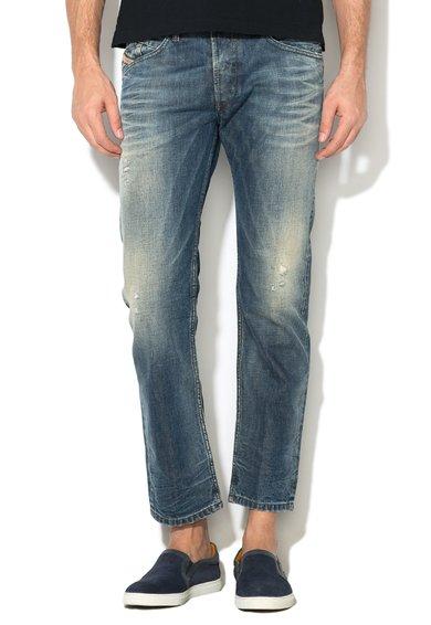 Diesel Jeansi albastru stins conici Belther