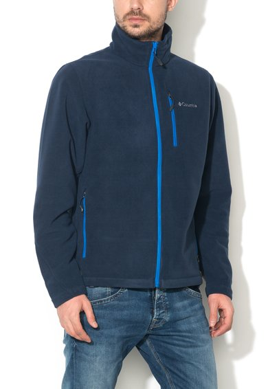 Columbia Bluza sport bleumarin de fleece Forest Peak™