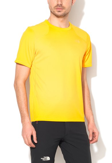 The North Face Tricou oranj rasarit Merced Delta