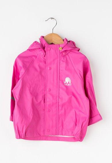 CeLaVi Jacheta roz bombon de ploaie