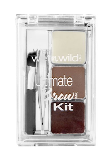 WET N WILD Kit pentru sprancene Ash Brown Ultimate