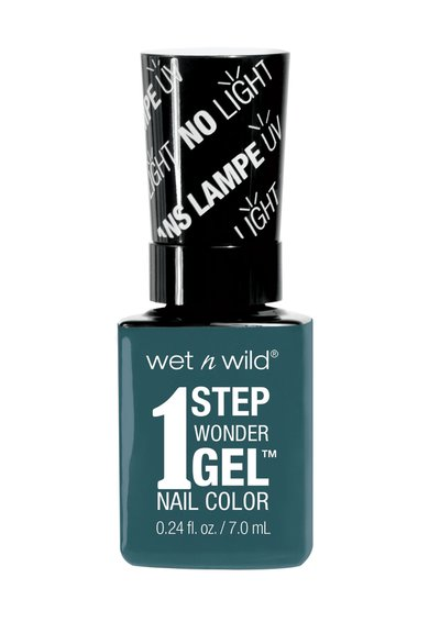 WET N WILD Oja E7061 Un-Teal Next Time 1 Step WonderGel™