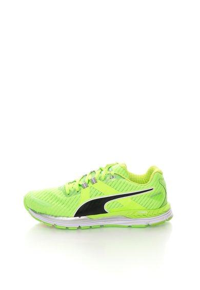 FashionDays.ro: Pantofi verde neon pentru alergare Speed 600 Ignite Puma