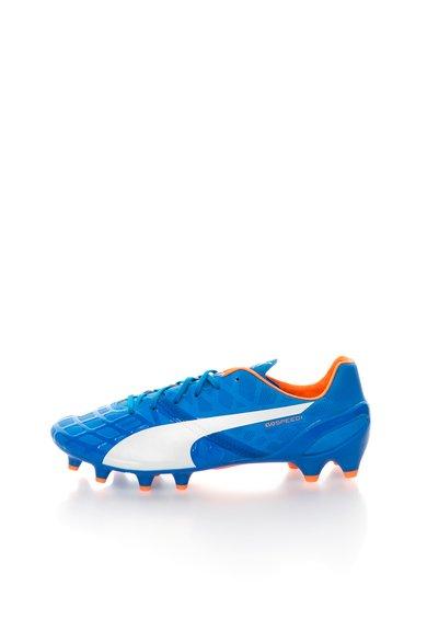 Puma Pantofi sport albastru cobalt cu alb evoSpeed 1.4
