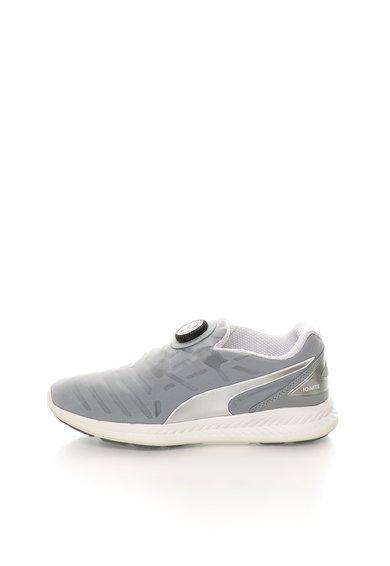 FashionDays.ro: Pantofi pentru alergare gri cu argintiu Ignite Disc Puma