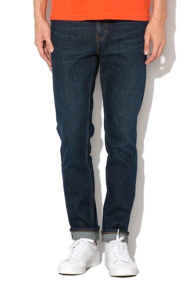Mustang Jeansi albastru inchis slim fit Vegas