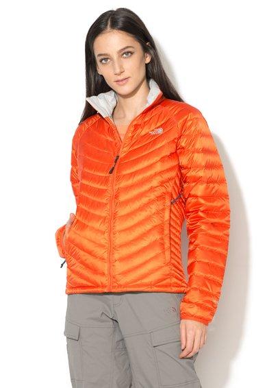 FashionDays.ro: Jacheta usoara oranj aprins Thunder The North Face