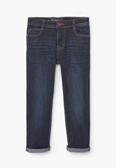 FashionDays.ro: Jeansi albastru inchis regular fit Jacob MANGO