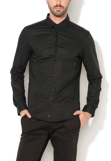Versace Collection Camasa neagra