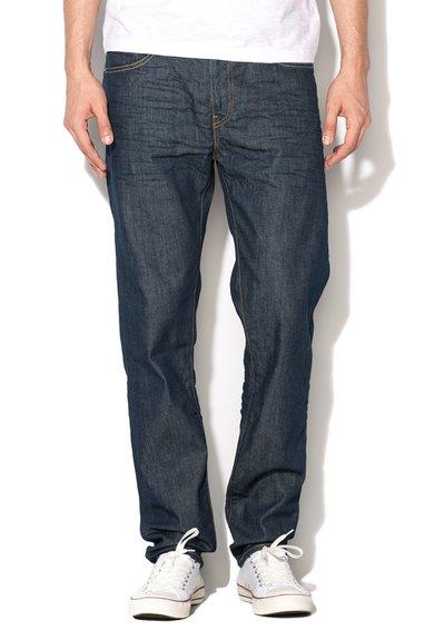Levis Jeansi conici albastru inchis regular fit 508