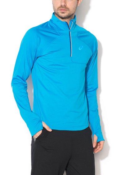Bluza albastru electric pentru alergare de la Asics