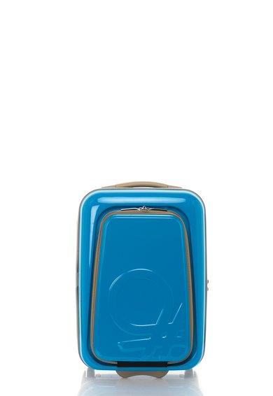 FashionDays.ro: Geanta de voiaj albastra pentru cabina United Colors Of Benetton