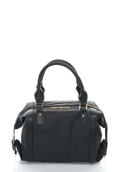 FashionDays.ro: Geanta neagra cu detalii aurii Tres Jolie Fornarina