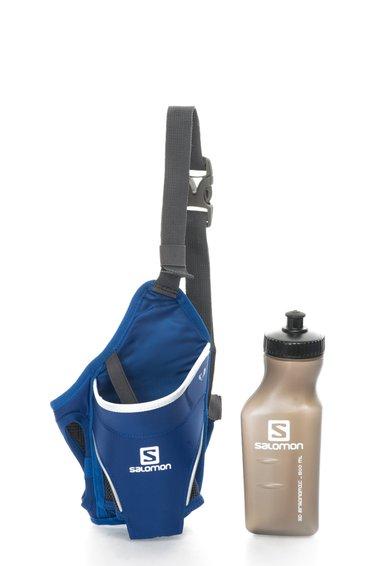 Centura Sport Albastru Si Gri Cu Sticla Hydro 45